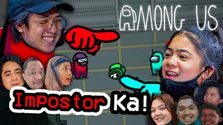 We Played AMONG US With The Family!! (Nagakaalaman Na!) | Ranz and Niana