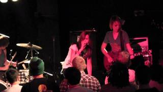 Wichita band The Lost Colors live at The Bottleneck in Lawrence, KS...