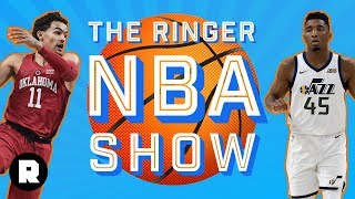 Red-Hot Utah Jazz, Donovan Mitchell for ROY, and Early Draft Debate | The Ringer NBA Show (Ep. 210)