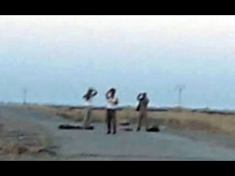 3 Kurdish ISIS Surrender to Peshmerga - Kirkuk 11Oct 2015