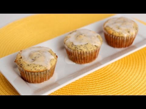 Lemon Poppy Seed Muffins Recipe - Laura Vitale - Laura In The Kitchen Episode 584