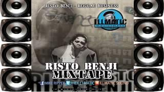 RISTO  BENJI MIXTAPE - IILMATIC SOUND