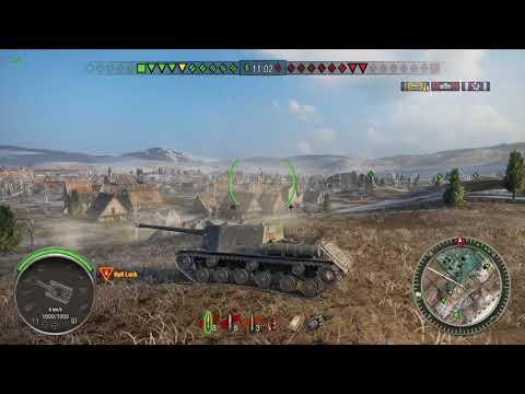 ISU-130 tough one |World of tanks ps4