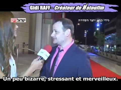 Gidi RAFF parle de H'atoufim - saison 2