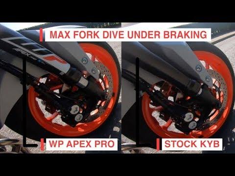 Tested: WP Apex Pro Streetline suspension test (2019)