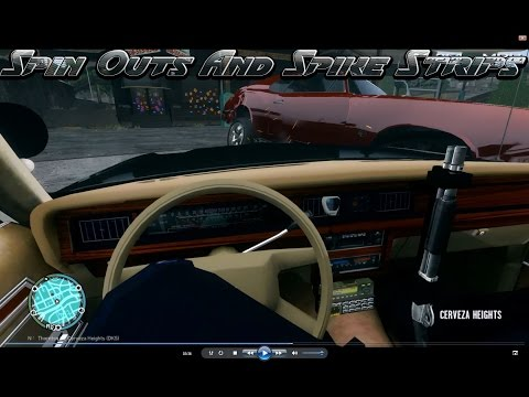 LCPDFR 1.1 GTA 4 EFLC Spin Outs And Spike Strips
