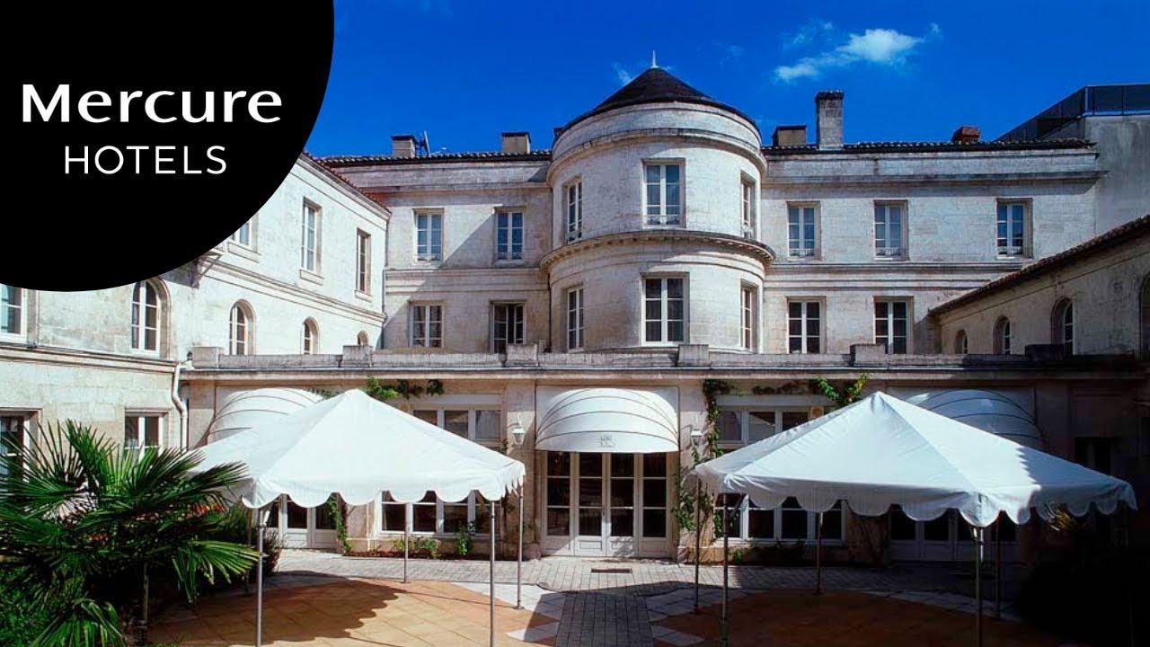 Angouleme Hotel Mercure