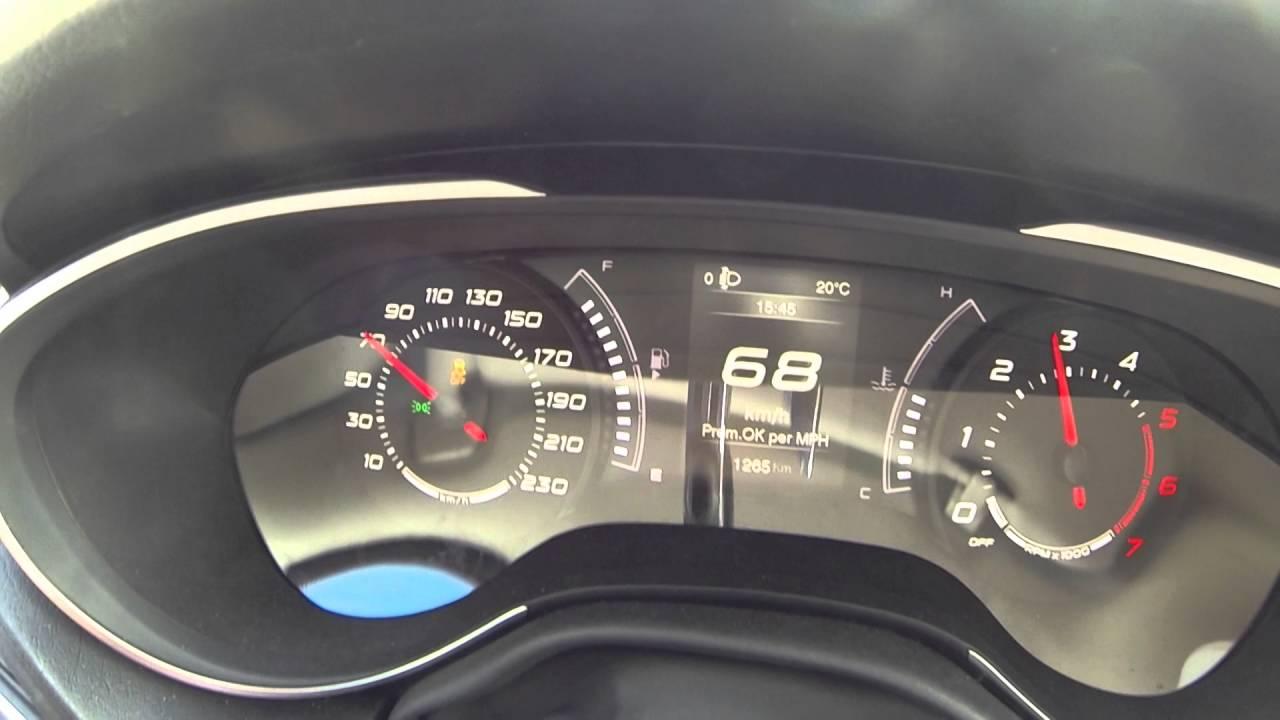 Fiat Tipo 1 6 Mjet 120 Cv Accelerazione 0-100 Km  H