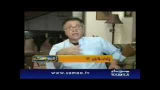 Hassan Nisar's view about Islam and Jammat Islam Ahmadiyya's Answer