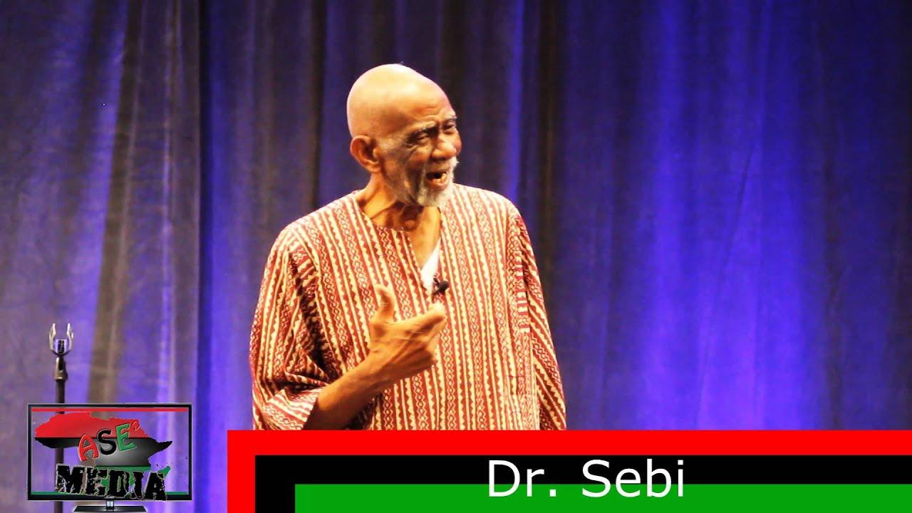 IBAD-ALLAH - DR  SEBI