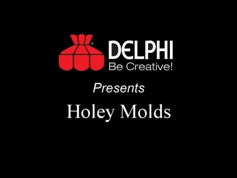 How to Cast Glass Jewelry Using Holey Molds | Delphi Glass