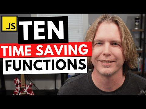 10 JavaScript Functions Examples You Can Use to Save Time