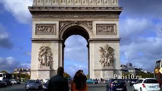 Округа Парижа: где лучше остановиться