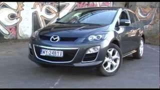 Mazda CX-7 2.3 Sport - Dynamiczny crossover