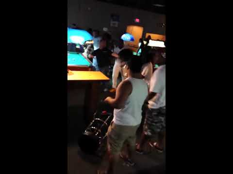 Biggest bar fight ever!!!