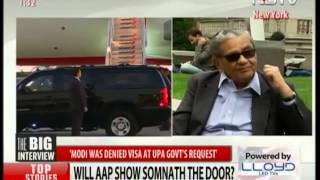Modi Was Denied US Visa At The Request Of The UPA Government, Says Jagdish Bhagwati