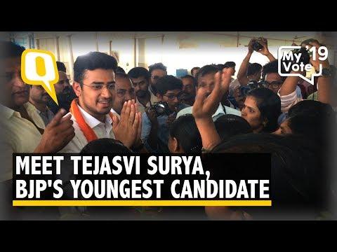 Tejasvi Surya: The Millennial Modi Fanboy Contesting Polls | The Quint