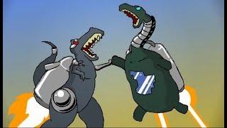 Robot Dinosaurs Game Walkthrough | Kid games
