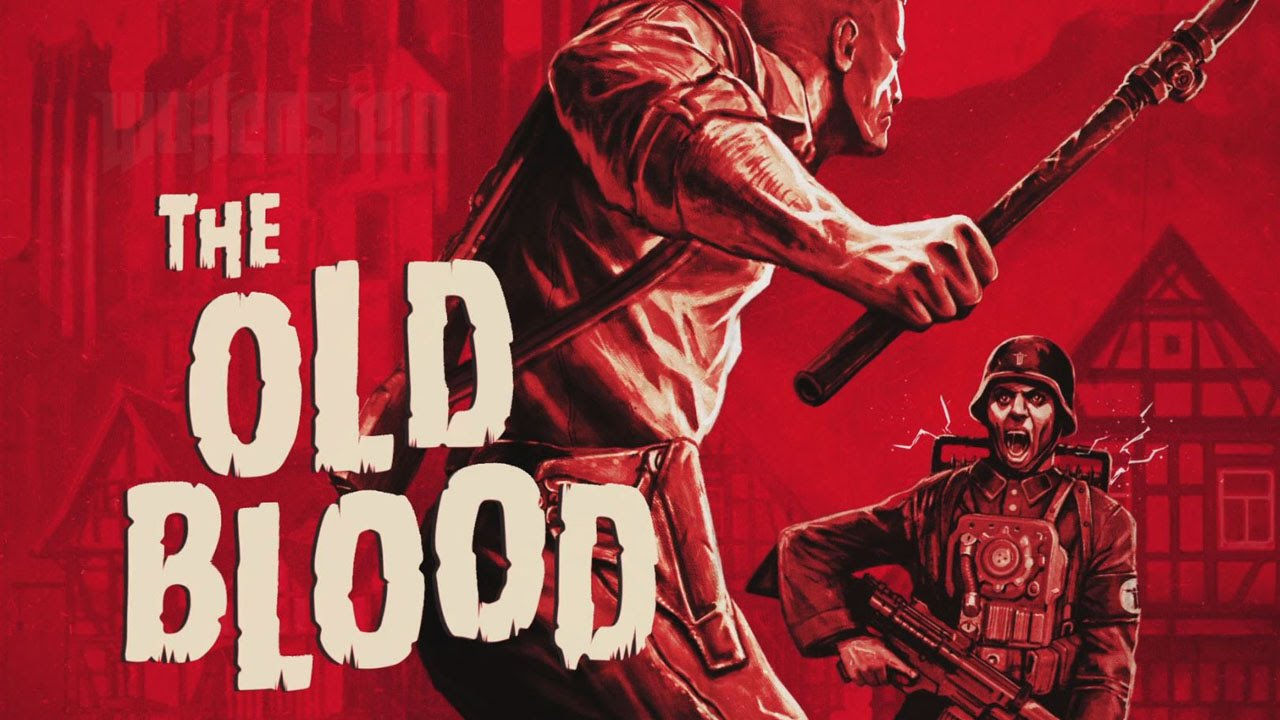 Wolfenstein The Old Blood Free Download PC Games