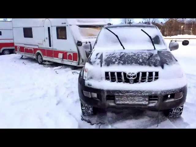 Nordkapp Vintertur 2015 - Video 5