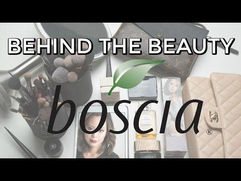BEHIND THE BEAUTY PODCAST  BOSCIA SKINCARE Season 2, Episode 2