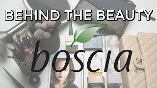 BEHIND THE BEAUTY | BOSCIA SKINCARE (Season 2, Episode 2)