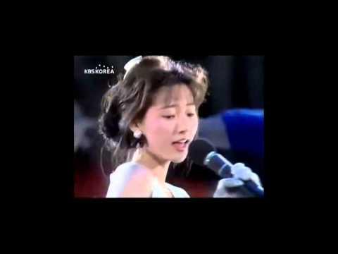 [Vietsub+Engsub][Old Kpop]  Violet Fragrance (보라빛향기) - Kang Suji (강수지)