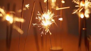 Binaural ASMR. Sparklers (Happy New Year!)