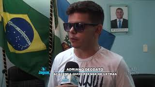 Adriano Deodato vai a Brasília representar o município de Quixeré