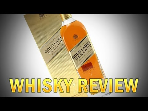 Johnnie Walker Gold Label Review #106
