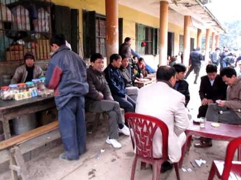 Vietnam, Luc Yen Market