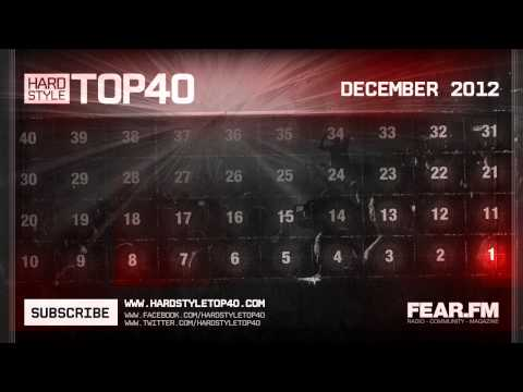 Hardstyle Top40 - December 2012 (Official Video)