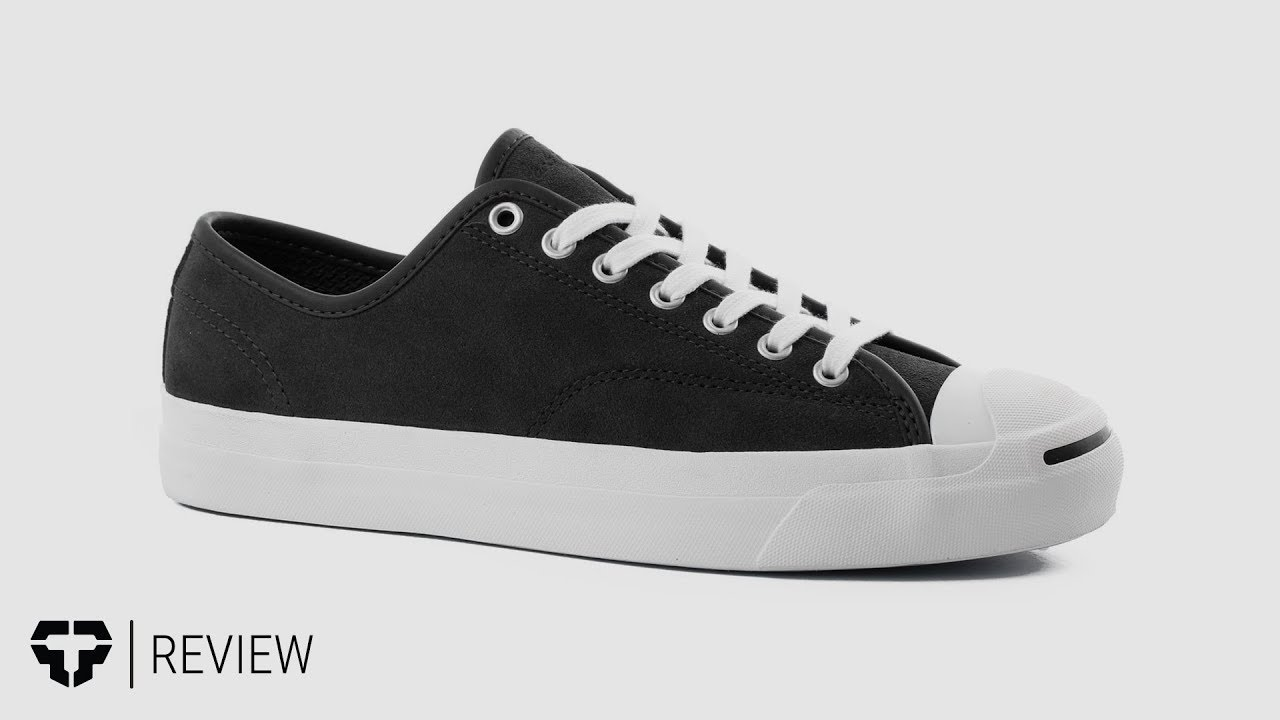 9bd3fd03f2cd11 Converse Jack Purcell Pro Polar Skate Shoes Review - Tactics.com ...