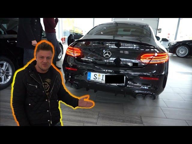 Mein NEUES AUTO - Mercedes AMG | Neuwagen Michael Smolik