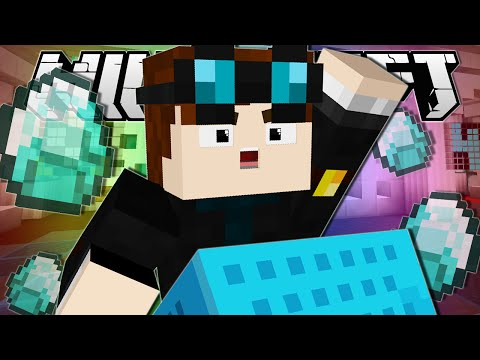 Thumbnail: Minecraft | HUNT FOR THE DIAMOND MINECART!!