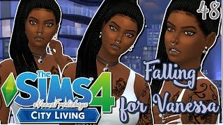 The Sims 4//Falling for Vanessa Part 48// A Bachelorette Day