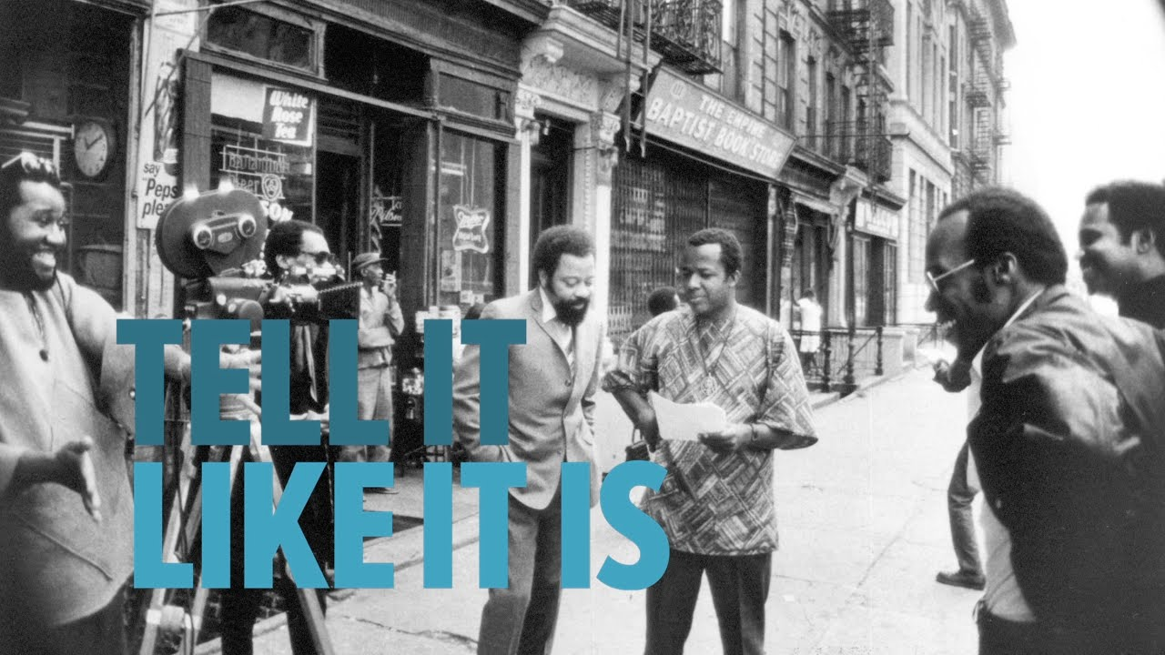 Tell It Like It Is: Black Independents in New York, 1968 – 1986 | Trailer