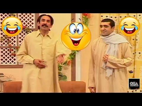 ZAFRI KHAN Vs IFTIKHAR THAKUR 2020 New Stage Drama Best Comedy Clip😂