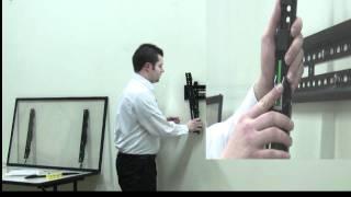 Drywall TV Mount- AEON 301106 Advanced Tilting Fixed TV Mount