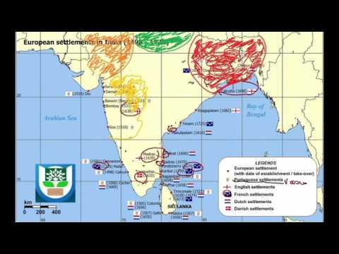 Begining of british raj in india through bengal explained in hindi begining of british raj in india through bengal explained in hindi battle of plassey gumiabroncs Gallery