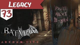 "Video Legacy | Batman: Arkham City | 73 | ""Harley Quinn's Revenge, Part 3"" download MP3, 3GP, MP4, WEBM, AVI, FLV Mei 2018"