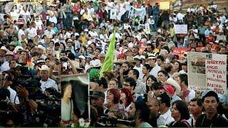 今、メキシコが直面する『麻薬戦争』の実態(15/02/15) thumbnail