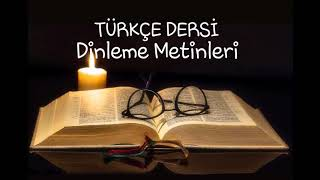 """6. Sınıf """"KARA TREN TÜRKÜSÜ VE HİKAYESİ"""" Dinleme Metni-MEB Yayınları"""