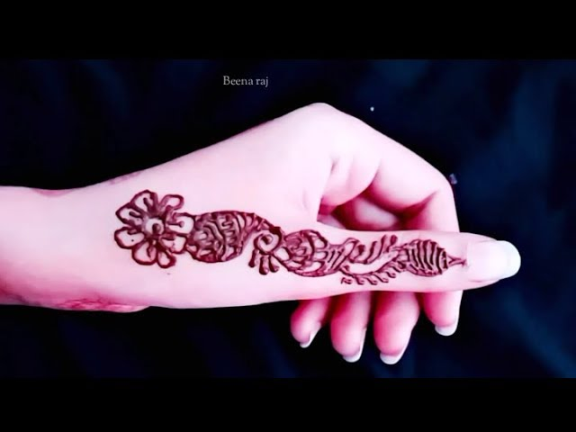 Unique Mehandi Design For Hands 2018 Latest Design Henna Designs