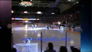 Memories of Maple Leaf Gardens