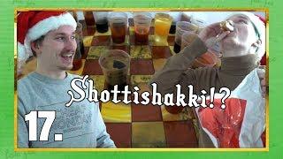 SHOTTISHAKKI!? | Haastekalenteri 2018 Luukku 17