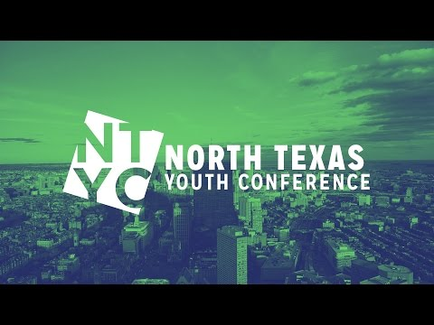 North Texas Youth Conference 2017 Adam Shaw  Divine Disruption