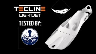 Tecline LightJet | New Fins Tested by SeaTreasure