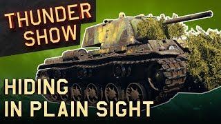 Thunder Show: Hiding in plain sight