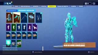Fortnite#Pack gelido